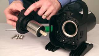 Watch Volute and Impeller Maintenance on F-Series Pumps