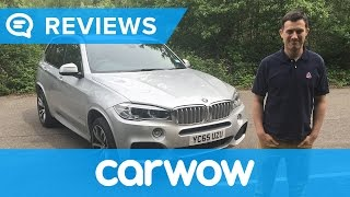 BMW X5 2018 SUV review   Mat Watson Reviews