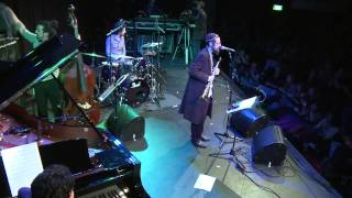Jazzahead! 2013   Israeli Night   Daniel Zamir