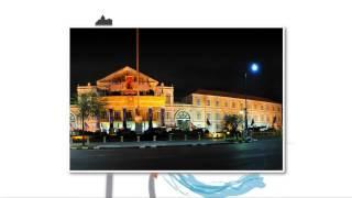 preview picture of video 'Bangkok Tram City Night Tour : bangkoktram.com'