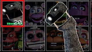 Twisted Toy Chica In UCN - Remastered (UCN Mods) - Самые лучшие видео