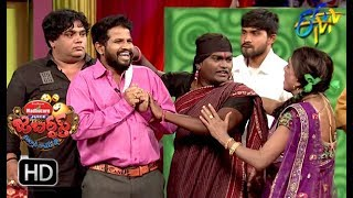 Hyper Aadi, Raising Raju Performance | Jabardasth | 10th May 2018  | ETV  Telugu