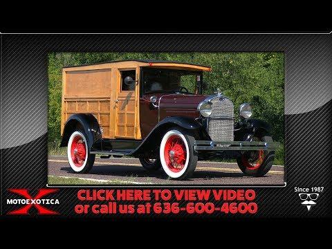 Video of '30 Model A - Q549