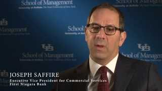 Video of Joseph Saffire talking about the defining leadership moment of his career.