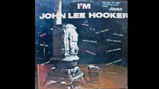 I'm John Lee Hooker. VJLP 1007