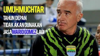 4 Nama yang Digadang-gadang akan Gantikan Mario Gomez Latih Persib Bandung