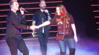 Backstreet Boys Vegas 3-4-2017 - Shape Of My Heart