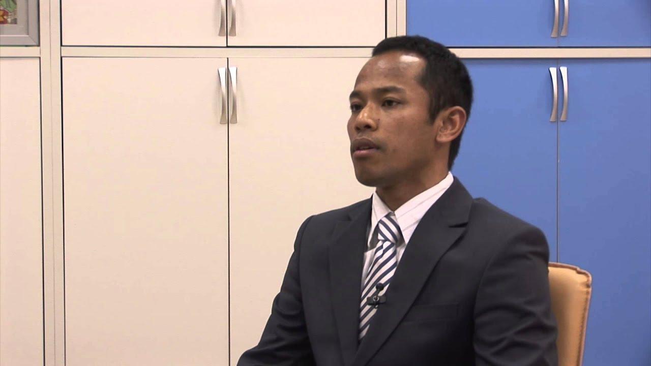 Мо Вай Ян О — гость молодежного саммита Россия-АСЕАН