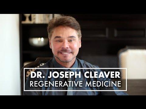 Video Meet Dr. Joseph Cleaver | Regenerative Medicine | Top10MD