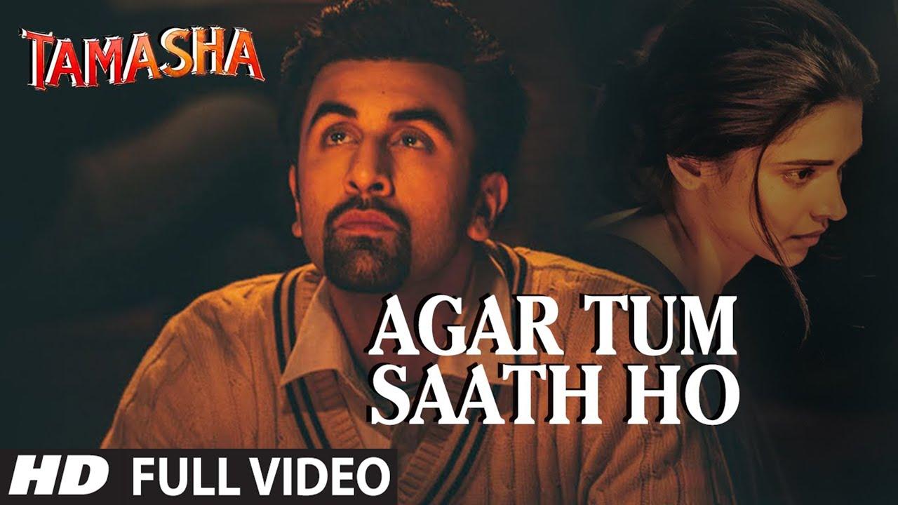 Agar Tum Saath Ho Hindi lyrics