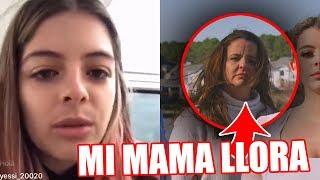 """Daniela Legarda: """"Mi MAMA No Puede Escuchar La Canción A LEGARDA"""" *ETERNO*"""