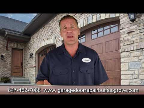Schedule Today | Garage Door Repair Buffalo Grove, IL