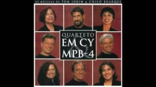 MPB4 e Quarteto em Cy - Olha Maria