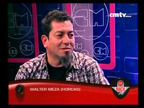 Horcas video Entrevista CM Rock - Julio 2014