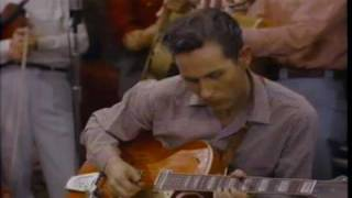 Chet Atkins--Tennessee Polka, 1950s Color!
