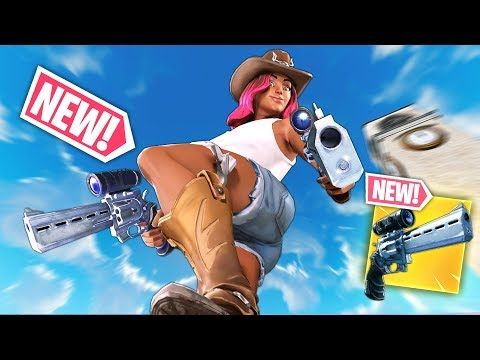 *NEW* REVOLVER IS REALLY BROKEN!! - Fortnite Funny WTF Fails and Daily Best Moments Ep.872