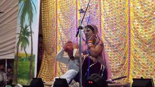 Janta Ramlila Ratangarh (song Visnu Penter And Monu Saini Dance 2016 )... From Ratangarh (churu)