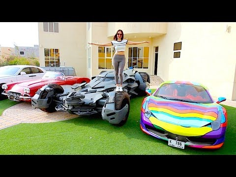 DUBAI CRAZY CAR COLLECTION *2019* !!!