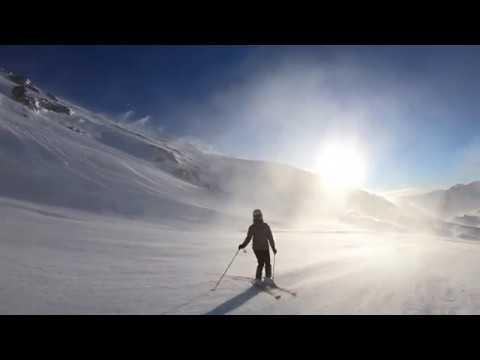 Mölltal - lyžovanie v raji  - © john d