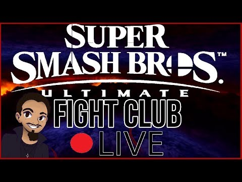 Smash Ultimate Fight Club.....Let's Fight! #20
