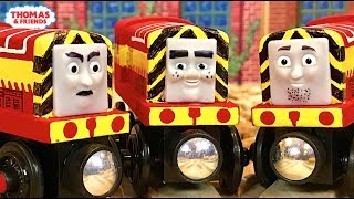 Rickety The Troublesome Truck Review Thomas Wooden Railway