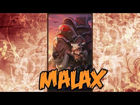 Soul Hunters New Heroe Malax