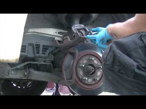 1998 Chevy Lumina: How to Replace Front Brake Pads, Rotors and ABS Wheel Speed Sensor