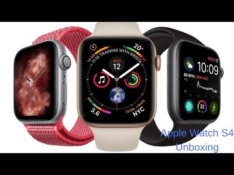 44 M Apple Watch Series 4 Unboxing Finally Got One