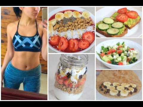 Video 7 Healthy Breakfast Ideas For The Entire Week