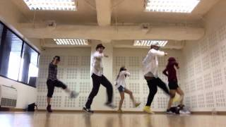 Hit d road jack choreo