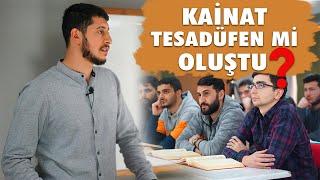 Kainat Tesedüfen mi Oluştu ? - Serkan Aktaş - Çay House