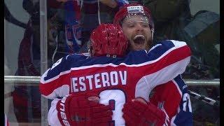 Григоренко закрывает серию голом в овертайме