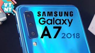Samsung Galaxy A7 2018 Обзор. Стоит ли покупать?
