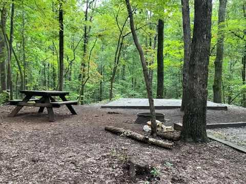 Video Of Keowee Toxaway State Park Campground , SC
