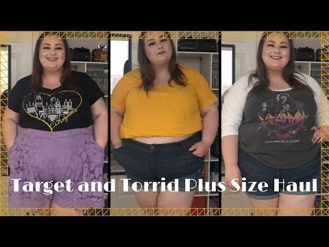 21556eaf903 Plus Size Summer Haul From Target and Torrid with Try-Ons! - Rene