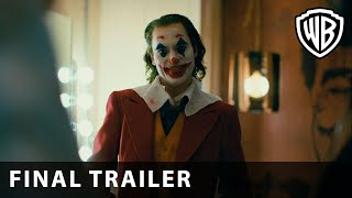 Joker - Official Trailer