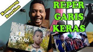 RAPPER CILIK DARI KOTA SOE - RDP GENERATION HIP-HOP | React