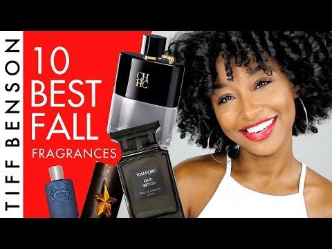 Top 10 Best Men's Fragrances | Men's Fragrance Recommendations for Fall