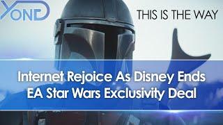 Internet Rejoice As Disney Ends EA Star Wars Exclusivity Deal After 2023