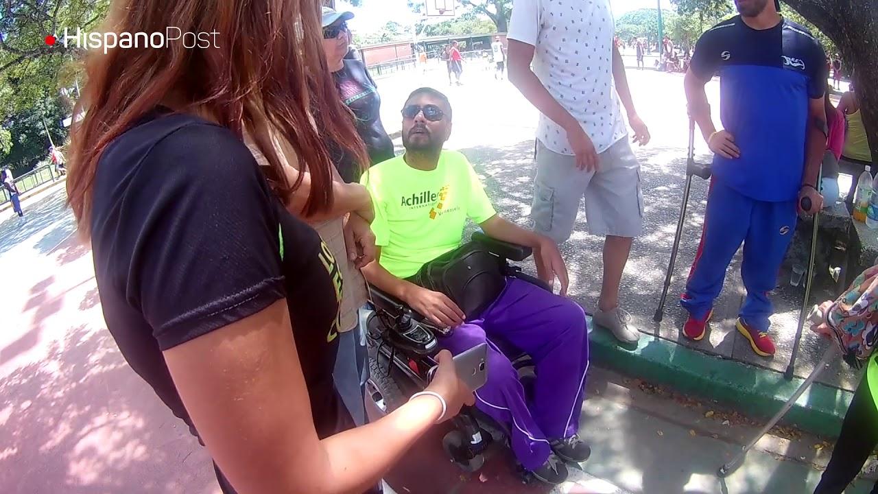 La terquedad de David Cedeño le mostró que la discapacidad no es una maldición