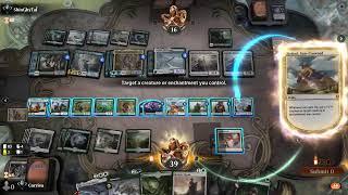 TSC LIVE HD MTGA: Magic the Gathering Online Arena : Plat2 Ranked- Corriea vs ShinGhyTal