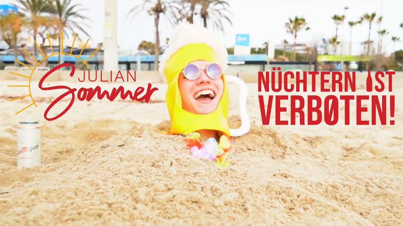 Julian Sommer – Nüchtern ist verboten