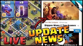 *Queen Value* Th 12 Dragbat & CWL April Update News | Clash of Clans