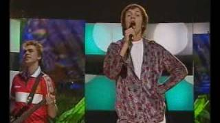Brainstorm - My Star - Eurovision 2000 (Latvia)