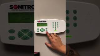 How to Arm & Disarm a Sonitrol Keypad