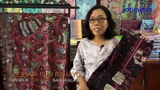 Beda Batik Asli dan Palsu