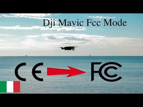 DJI Mavic FCC MODE per IOS e Android - Prova e Tutorial - Музыка для Машины