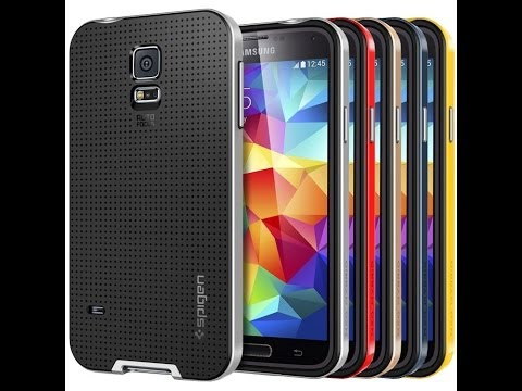 Samsung Galaxy S5 Case Neo Hybrid Review
