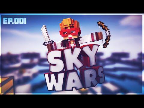SkyWars EP#001.(Тащим?!).(Мое первое видео!).