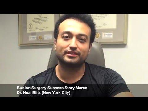 Marco: Bunion Surgery